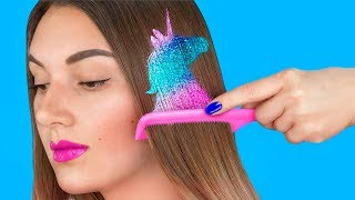 Video 12 Hair Hacks And Hairstyles Every Girl Should Know! MP3, 3GP, MP4, WEBM, AVI, FLV Juli 2019