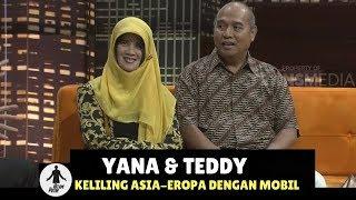 Video YANA & TEDDY, KELILING ASIA-EROPA DENGAN MOBIL | HITAM PUTIH (10/01/18) 1-4 MP3, 3GP, MP4, WEBM, AVI, FLV Mei 2018