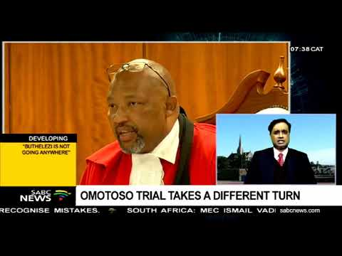 Omotoso trail takes a different turn