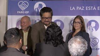 La antigua guerrilla FARC anunció el lunes que se presentará como un partido legal en Colombia,