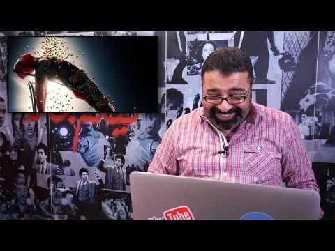 """""""فيلم جامد"""" عن الإعلان الدعائي لـ  Deadpool 2: مضحك ولكن"""