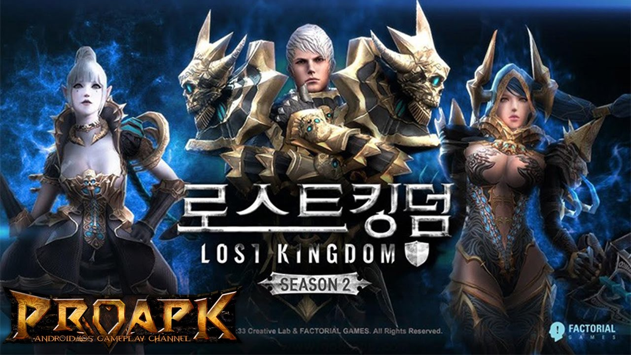 LOST KINGDOM SEASON 2 - 로스트킹덤