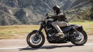 7. Harley Davidson new Roadster -  spec