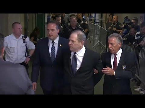 Harvey Weinstein seeks case dismissal