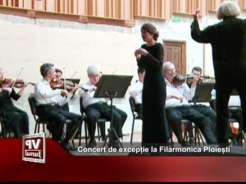 Concert de excepție la Filarmonica Ploiești