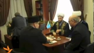 Камиль хазрат Самигуллин. Визит к мусульманам Крыма.