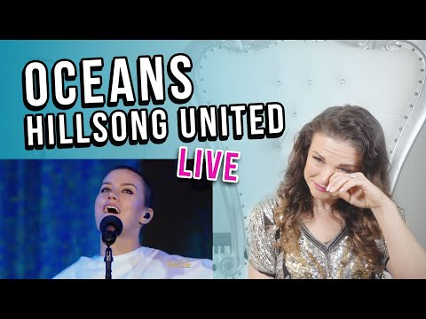 Vocal Coach Reacts to Oceans by Hillsong United