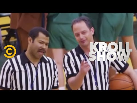 Key - Ref Jeff returns to the hardwood, but this time he's got a partner.