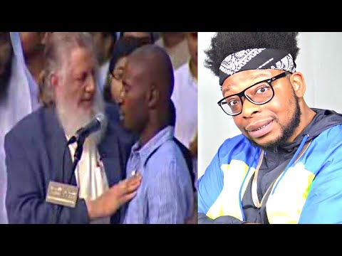 CATHOLIC REACTS TO Christian Bursted In Tears After Yusuf Estes Answered His Question!