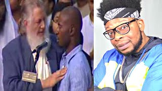 Video CATHOLIC REACTS TO Christian Bursted In Tears After Yusuf Estes Answered His Question! MP3, 3GP, MP4, WEBM, AVI, FLV Juni 2018