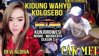 Video KIDUNG WAHYU KOLOSEBO - DEVI ALDIVA - CAK MET NEW PALLAPA KUNJOROWESI NGORO 2018 MP3, 3GP, MP4, WEBM, AVI, FLV Januari 2019