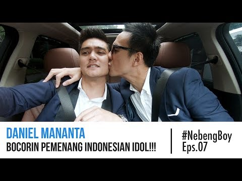 Daniel Mananta BOCORIN PEMENANG INDONESIAN IDOL ke Boy William? - #NebengBoy Eps 07