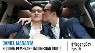 Video Daniel Mananta BOCORIN PEMENANG INDONESIAN IDOL ke Boy William? - #NebengBoy Eps 07 MP3, 3GP, MP4, WEBM, AVI, FLV Januari 2019