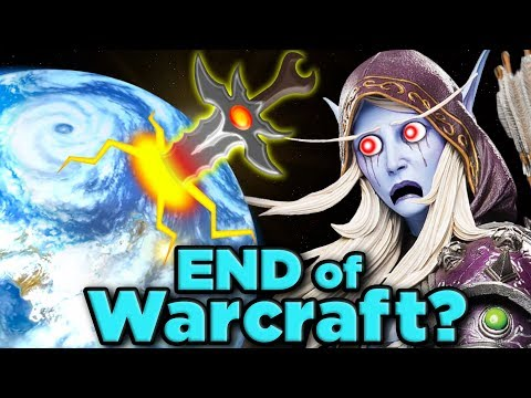 The End of WoW? Why Azeroth is DOOMED! | The SCIENCE of... World of Warcraft (BFA) (видео)