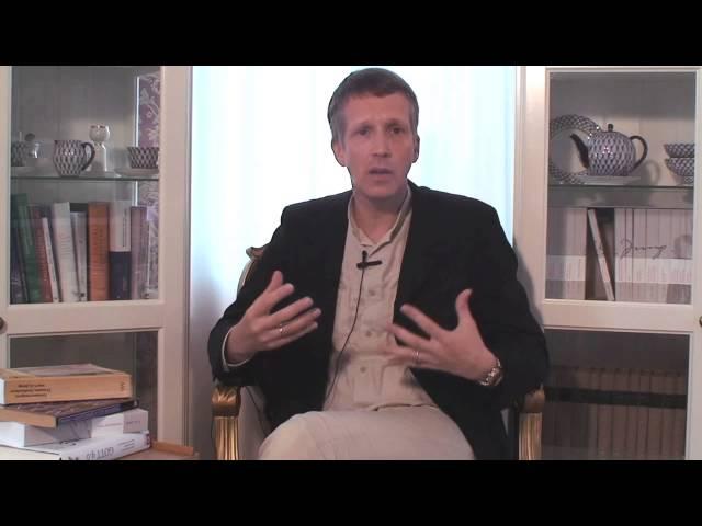 TimeWaver TV - Marcus Schmieke über Psychologie und C.G. Jung - Teil 2