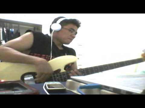 A Night to Remember by Shalamar (albularyo bass cover)