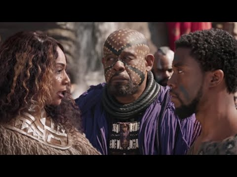 Black Panther's T'Challa Fights Tiffany Haddish for the Crown at the MTV Movie & TV Awards