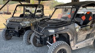 5. POLARIS RANGER 1000 VS POLARIS GENERAL 1000. What to choose ???