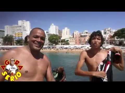 Repórter Favela na Bahia - Forte de Santa Maria