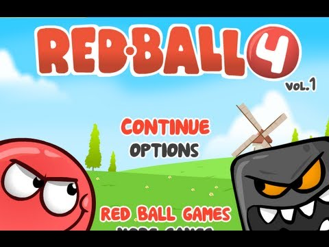 Red Ball 4 -Walkthrough