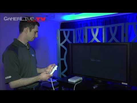 CES 2012 - http://gamerlive.tv CES 2012: Nintendo Wii U Launch Game Legend of Zelda Developer Game Preview Demo Walkthru.