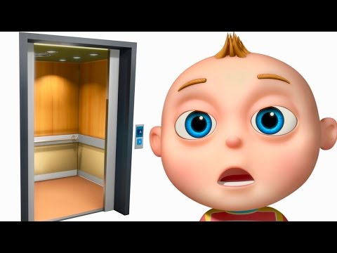 TooToo Boy - Elevator Episode | Funny Comedy Series For Kids | Cartoon Animation For Children