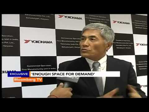 Newsroom: Yokohama Invests $50 Mn In India