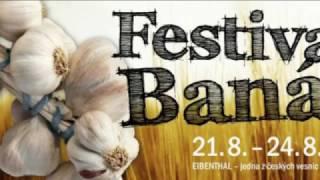 Video Led Sezelim (Děčín) na Festivalu Banát v Rumunsku 23. srpna 2014