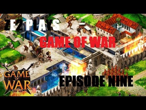 Game Of War - Fire Age 2019 - Episode 9 - Im Sorry