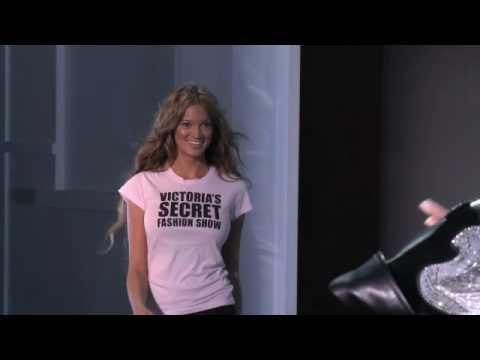 Victoria's Secret 2009 - Angel Boot Camp Task 4: Kylie