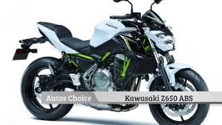 4. Kawasaki Z650 ABS Specs