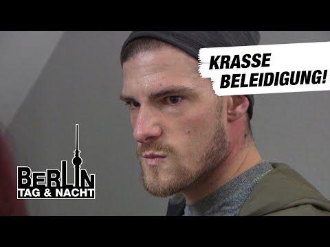 Berlin - Tag & Nacht - David beleidigt seine Mutter! #1648 - RTL II