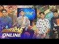 """It's Showtime Online: Khalil Ramos samples """"Kung Ako Na Lang Sana"""""""
