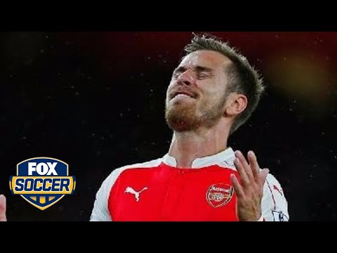 Arsenal midfielder Aaron Ramsey wants offside technology in the game