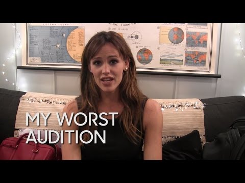 You are not the only one who screwed up that audition! You are in GREAT Company!
