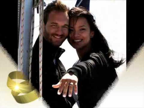 Nick - Heartiest congratulations to Nick Vujicic and Kanae Miyaharaa on their wedding. Wishing the beautiful couple a wonderful blessed journey as they build their ...
