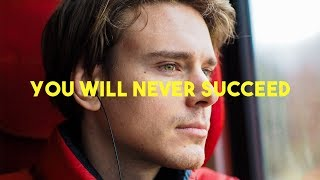 YOU WILL NEVER SUCCEED - MY 100K SPECIAL VIDEO - MY STORY by Eric Karlsson Bouldering