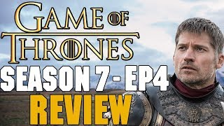 Video Game of Thrones Season 7 Episode 4 Review - Spoils of War MP3, 3GP, MP4, WEBM, AVI, FLV Juli 2018
