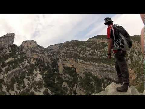 s'istrada longa trekking (baunei sardegna) italia