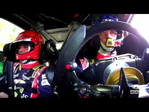 Rally Finland Best of: On-Board Camera