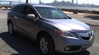 Car Tech - 2015 Acura RDX AWD Tech