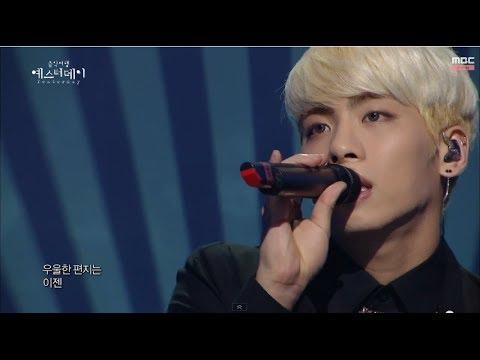 [HOT] SHINee Jong Hyun - Gloomy Letter, SHINee 종현 - 우울한 편지, Yesterday 20140405 (видео)