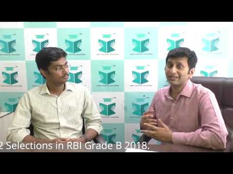 RBI Grade B Toppers Strategy - SEBI Grade A - Interview With Toppers - Mr. Md Afzal Shareef