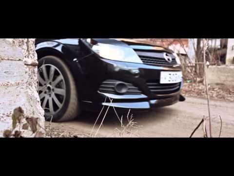 Opel astra h обвес opc line снимок