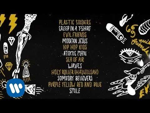 Portugal. The Man - Creep In A T-Shirt (Official Audio)