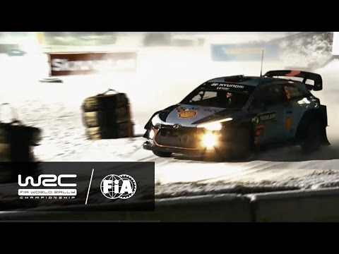 WRC - Rally Sweden 2017: TOP 5 HIGHLIGHTS