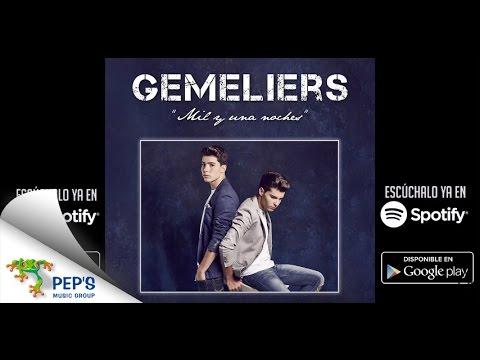 Video Gemeliers - Escaparme Contigo (Audio Oficial) download in MP3, 3GP, MP4, WEBM, AVI, FLV January 2017