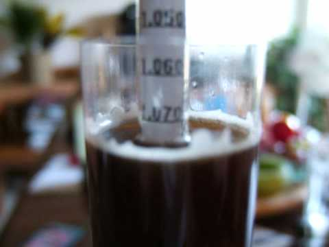 Homebrew beer, the basics of  home beer brewing.