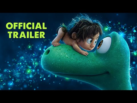 he Good Dinosaur Official Trailer 2
