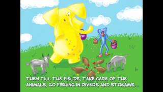 Nonton Duggy And Dre  The Big Yellow Elephant And The Blue Baboon Film Subtitle Indonesia Streaming Movie Download